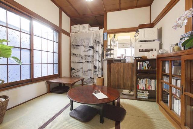 book cafe SENJU PLACE