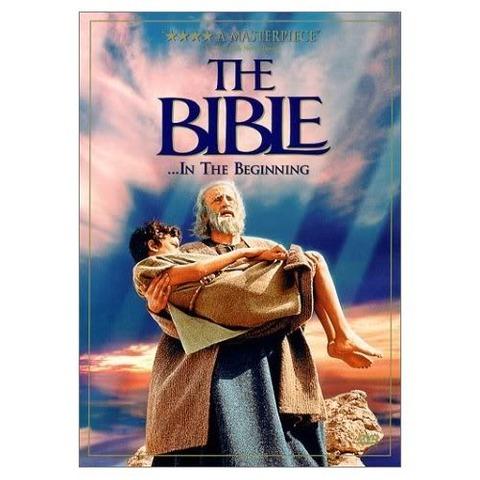 『天地創造』【教養的映画鑑賞】これは旧約聖書の入門教材だ!