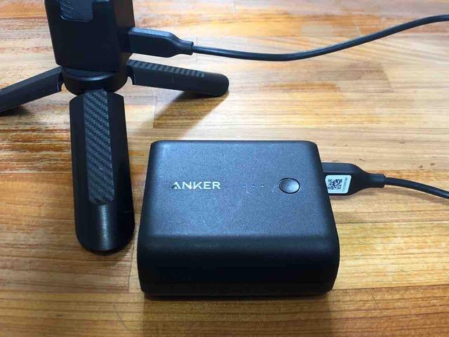 「Anker PowerCore Fusion 5000」:必要十分な容量と取り回しの良いモバイルバッテリー