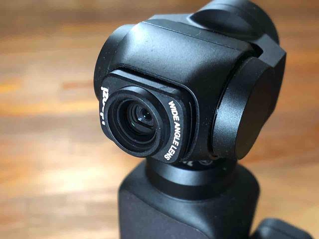 「Ulanzi Wide Angle Lens 旧タイプ」