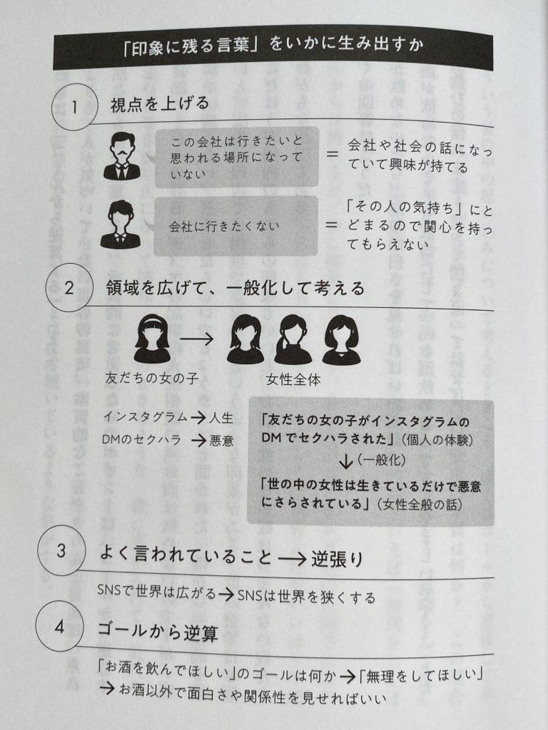 三浦崇宏(著)『言語化力』SBクリエイティブ