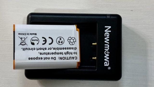 Newmowa NP-BX1 充電器キット